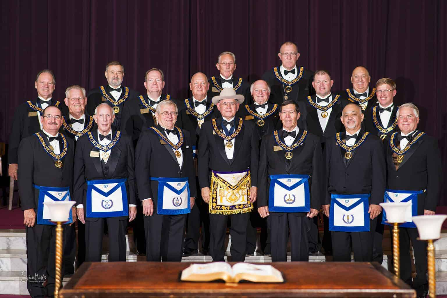 Grand Officers