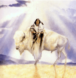 The Order of the Sacred White Buffalo