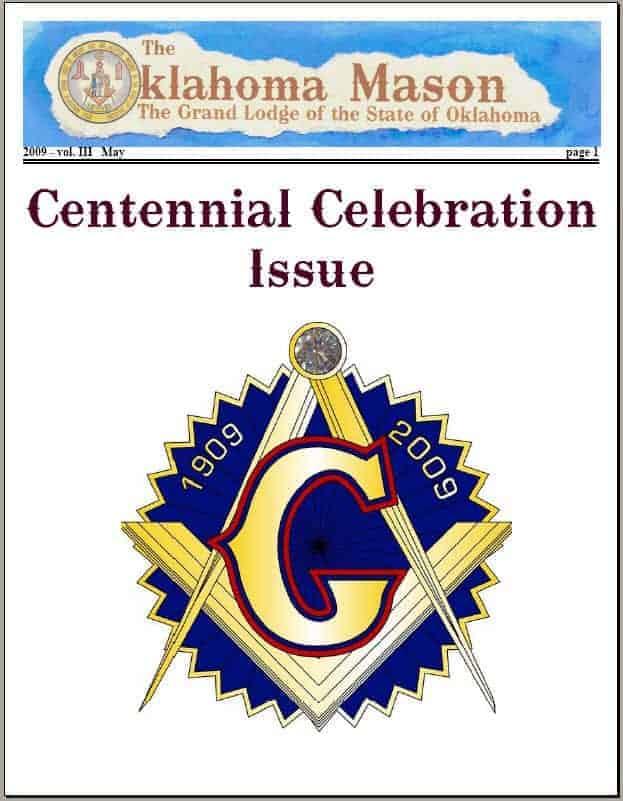 Oklahoma Mason Magazine