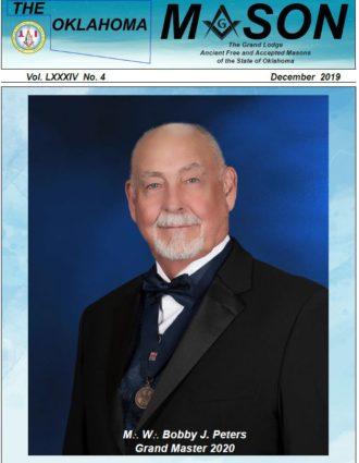 December 2019 Oklahoma Mason Magazine